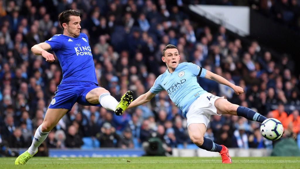 Foden tentou de tudo para marcar seu segundo gol pela Premier League
