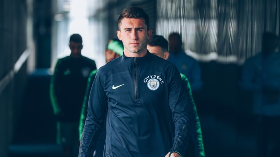 ACE AYMERIC: Aymeric Laporte will look to continue his impressive form