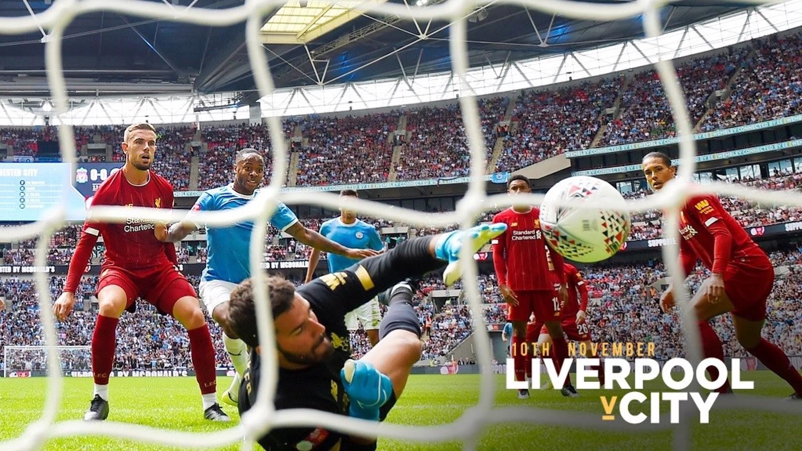 Sur quelles chaînes regarder Liverpool vs City ?