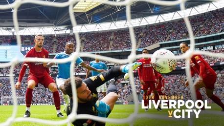 Como assistir ao Liverpool x City?