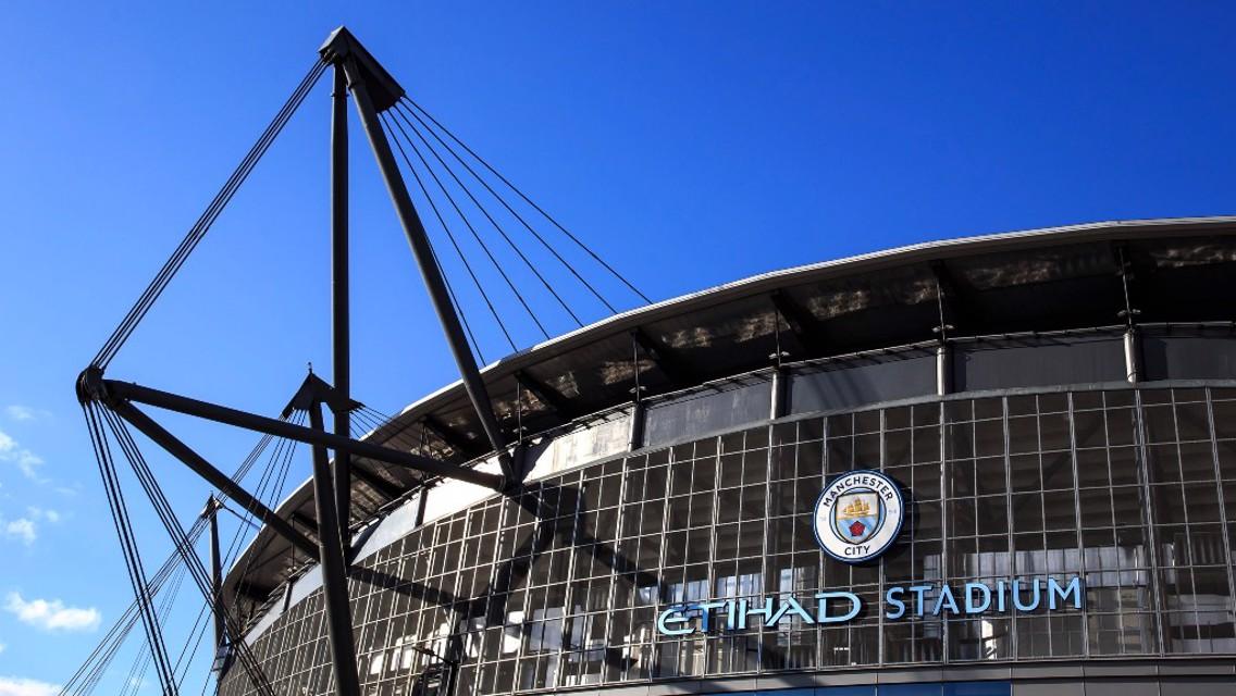 COVID-19 spot checks at the Etihad Stadium