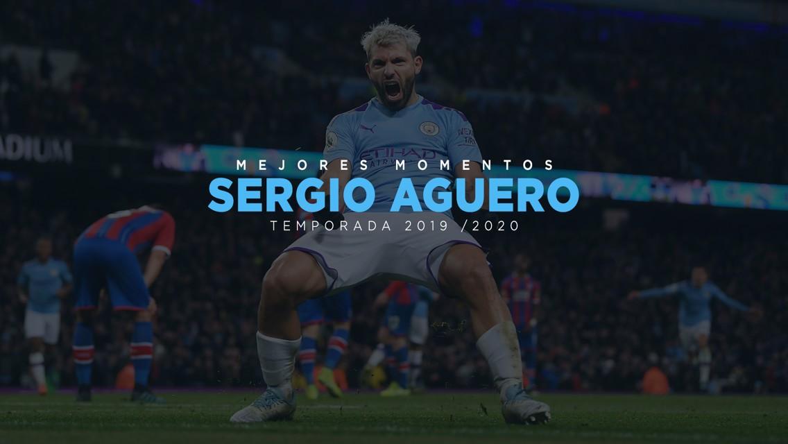 Lo mejor de Sergio Agüero