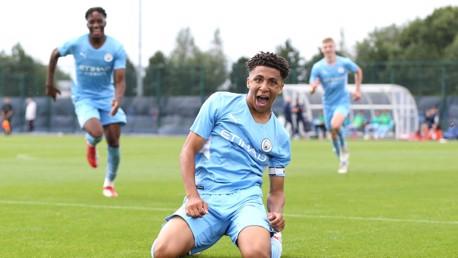 City cruise to derby win in U18 Premier League opener