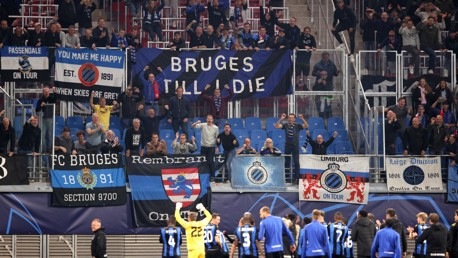 Club Brugge v City: UEFA Champions League ticket and travel information