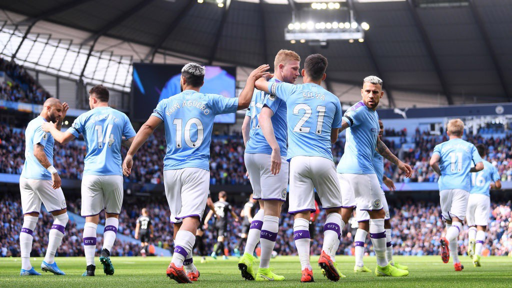 ATTACKING XI : City looking for goals
