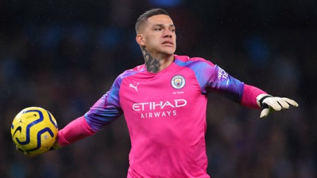 Ederson on his goalkeeping inspiration