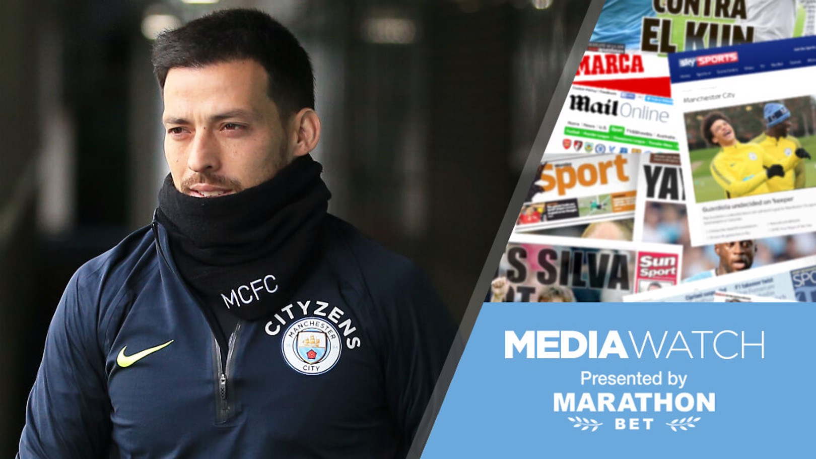 EL MAGO: David Silva asserts City are drawing from previous experience in the title race...