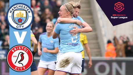 Watch City v Bristol City Women on CITY+