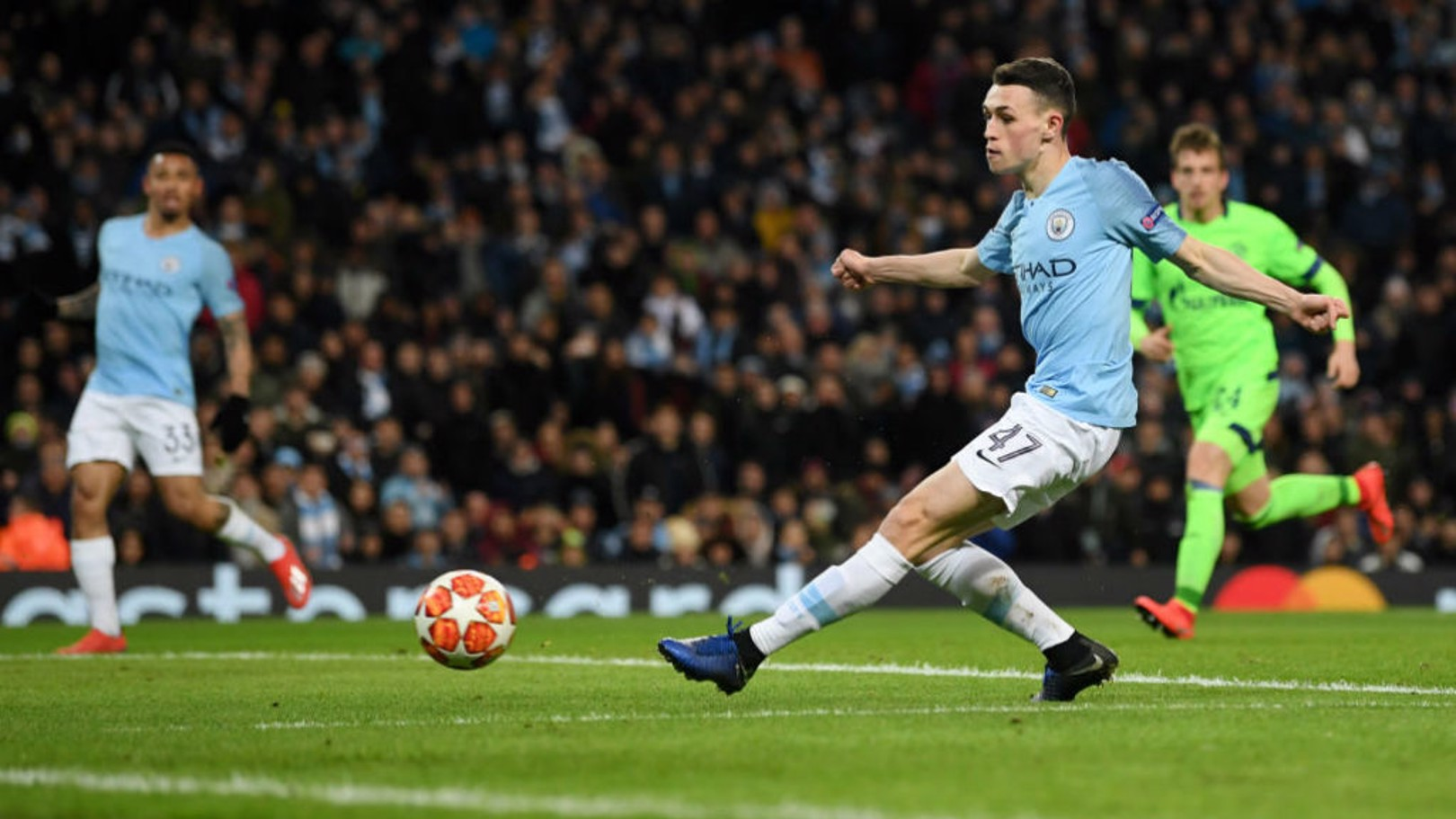 ENGLAND: Phil Foden has been called up the U21 squad - and Joleon Lescott has a new role