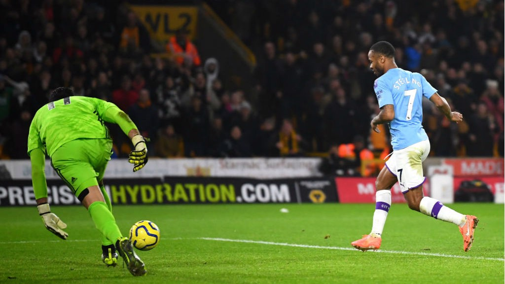 Ten-man City let two-goal lead slip at Wolves