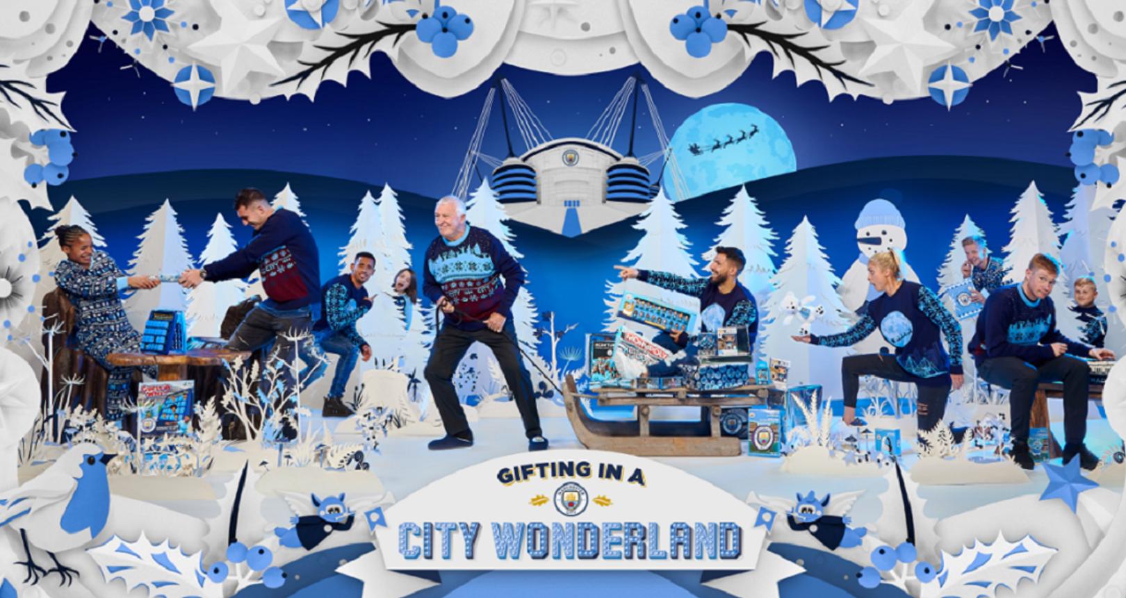 ¡Ya es Navidad en el City!