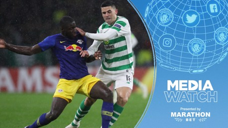 MEDIA WATCH: City have been linked with RB Leipzig's Dayot Upamecano.