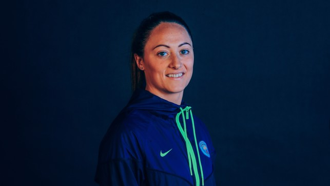 FOCUS : Megan says she can't wait for the new season to come round