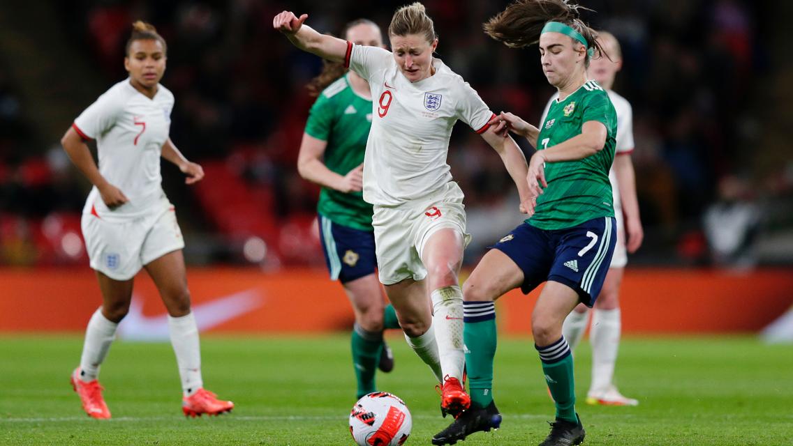 City quartet impress as England beat Northern Ireland