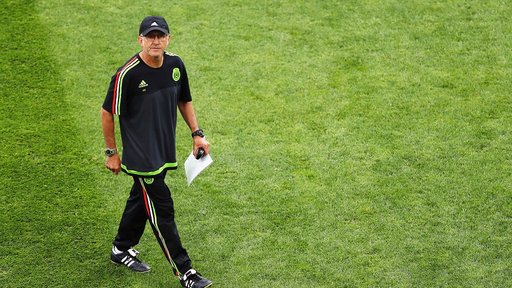 MEXICAN WAVE : Juan Carlos Osorio stepped aside after Mexico's 2018 World Cup campaign