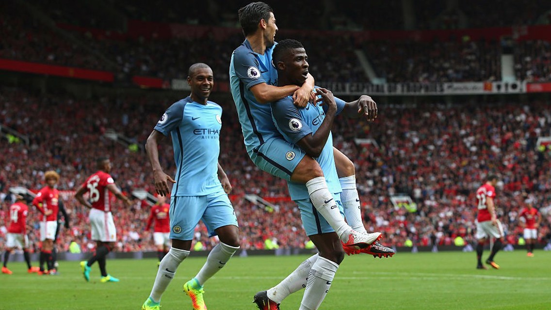 Classic highlights: United 1-2 City 2016