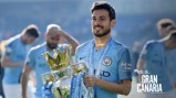 MADE IN GRAN CANARIA: David Silva is the subject of a brand new CityTV documentary