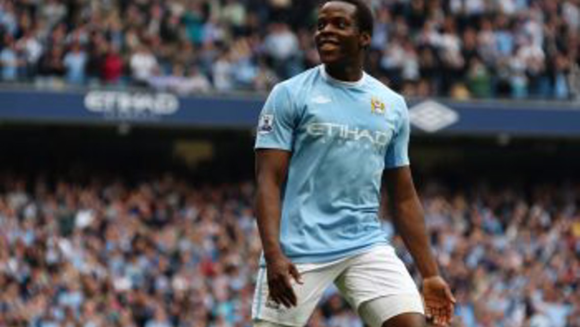 Nedum Onuoha: Inspired by Raheem Sterling and shaped by Sylvain Distin