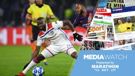 MEDIA WATCH: City have been linked with a move for Tanguy Ndombele