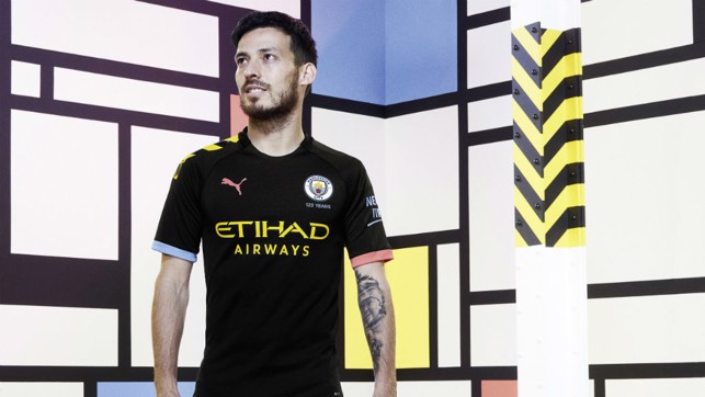 SOLID SILVA : Midfield marvel David Silva will be embarking on his 10th season at the Club