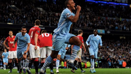 Vincent Kompany: Warrior, captain, leader