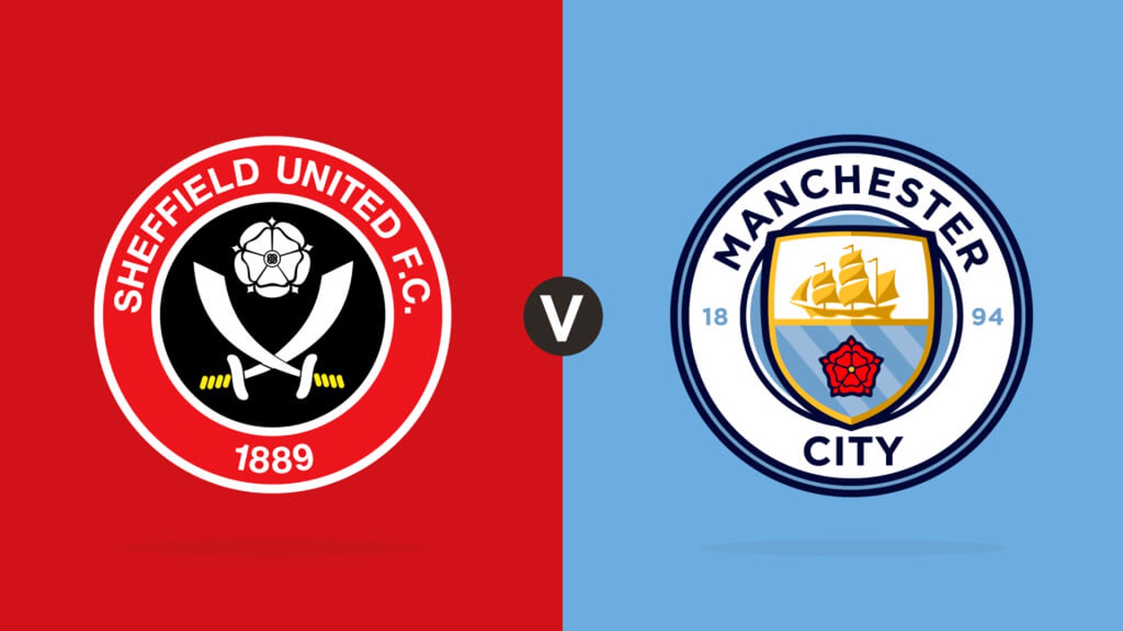 Sheffield v Man City Match Day