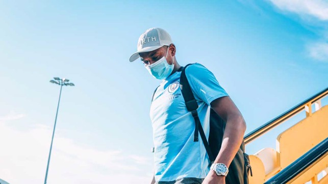 BLUE SKY THINKING : Familiar climes for our Brazilian star, Fernandinho
