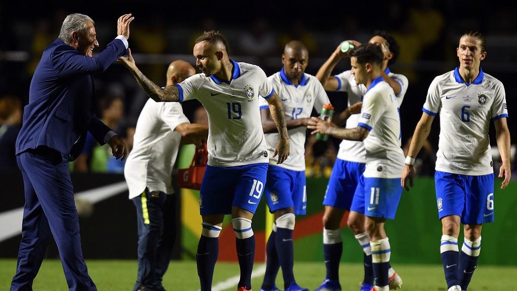 Copa America : Jesus & Fernandinho victorieux