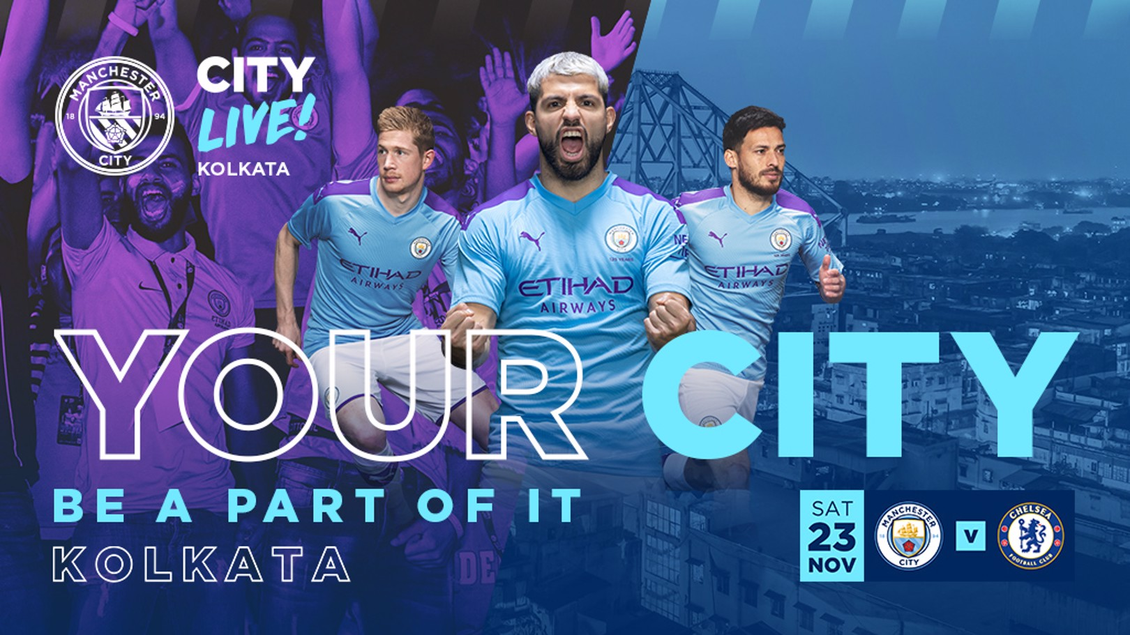 City Live! returning to Kolkata