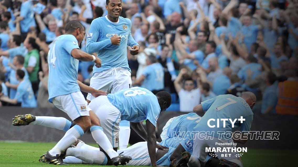CITY+ Watch Together Fans' Choice: City 4-2 Arsenal