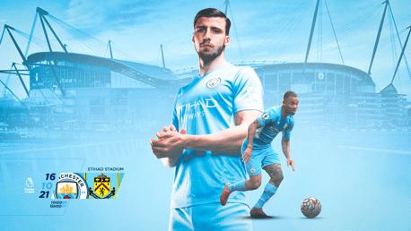 City - Burnley: A Premier League está de volta!