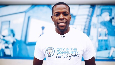Nedum Onuoha joins City in the Community's Board of Trustees