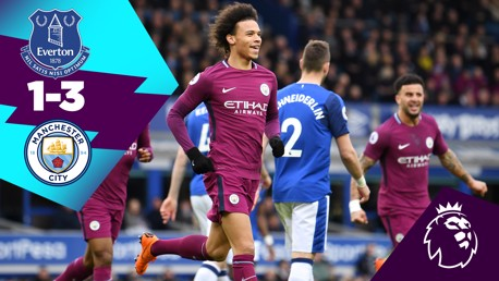 Classic Highlights: Everton 1-3 City