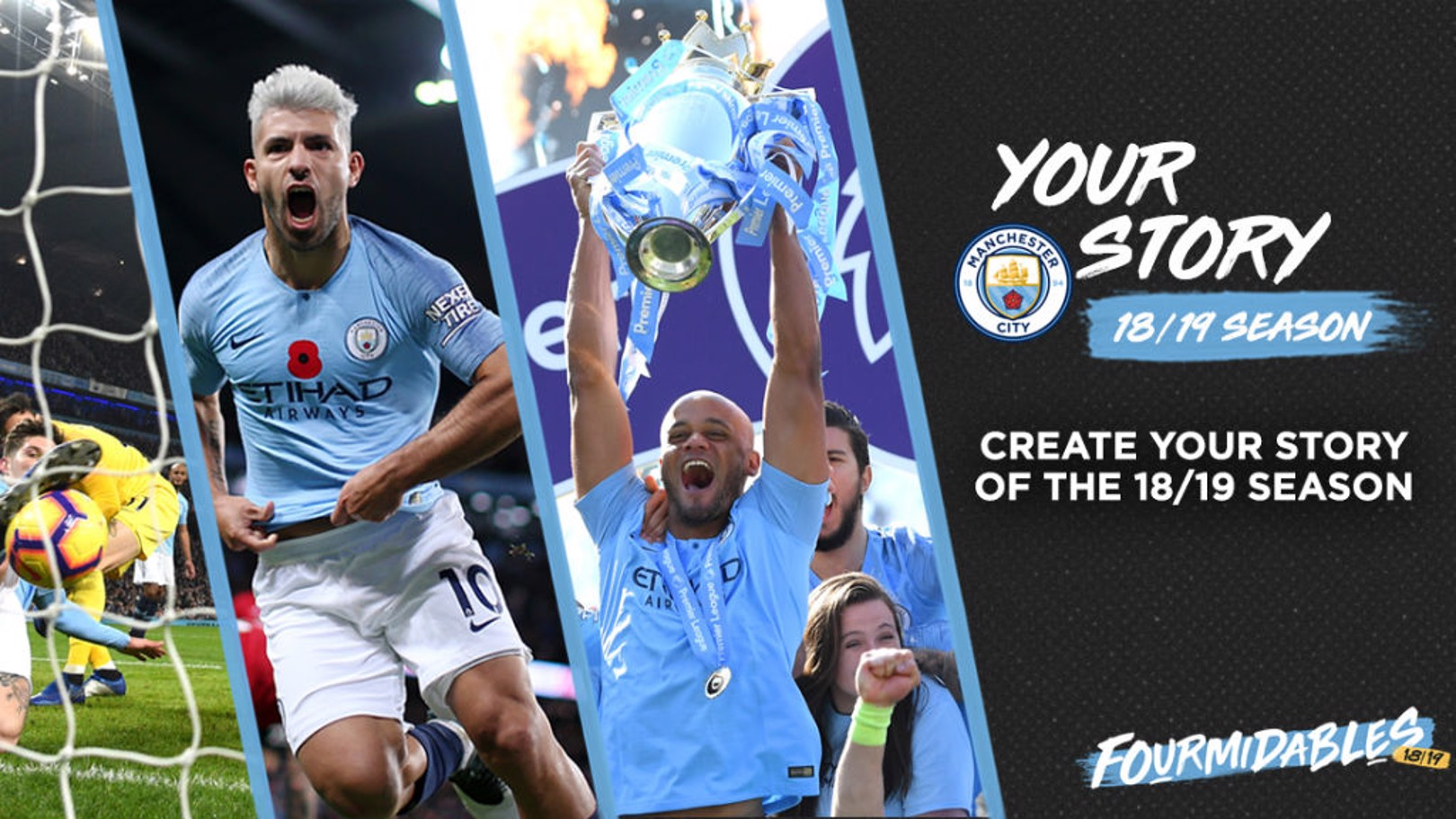 PERSONALISED VIDEO: Create your very own season review video today!