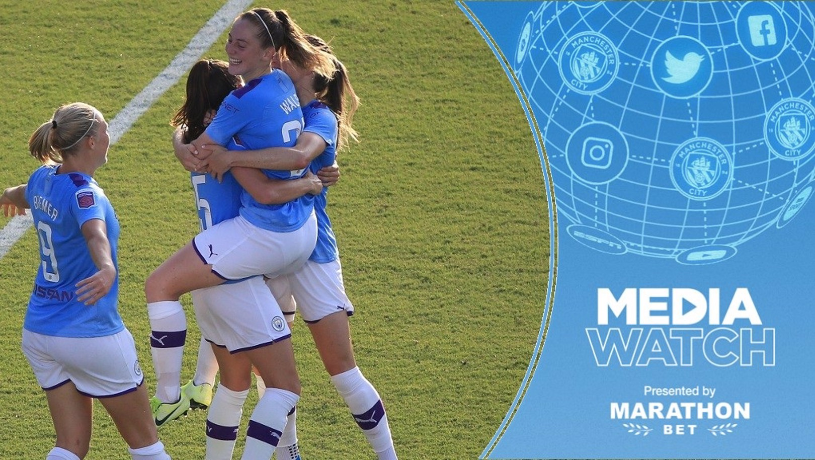 City kick-off historic weekend for women's game