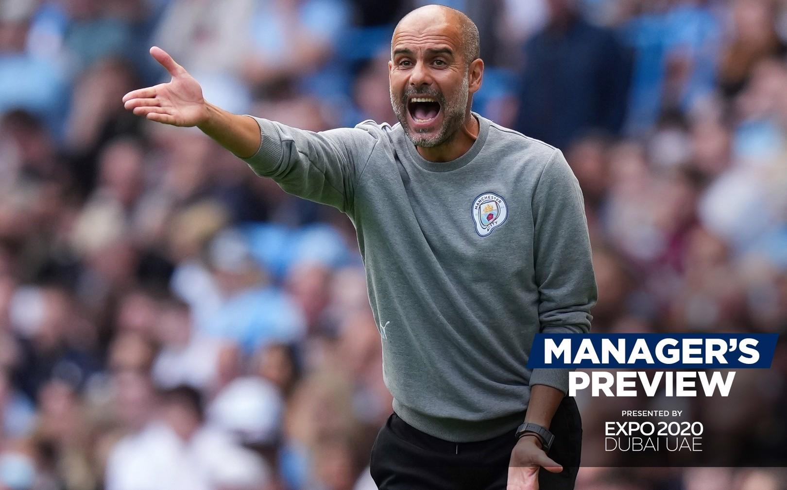 Pep feels 'privileged' ahead of huge week for City