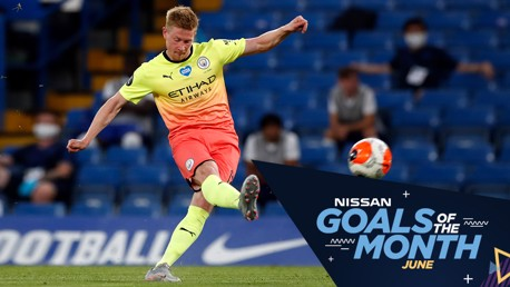 Vote for June's Nissan Goal of the Month!