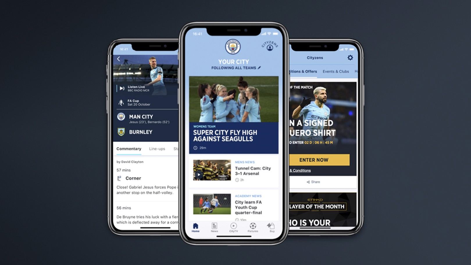 Man City App
