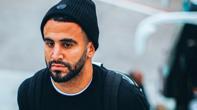 FOCUS TIME : Riyad Mahrez is a study in concentration