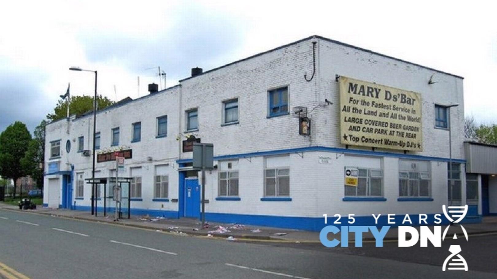 City DNA #73: Mary D's
