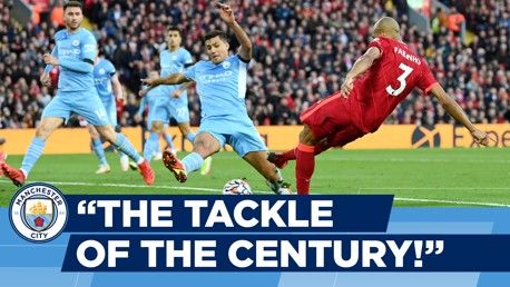 """""""The tackle of the century"""""""