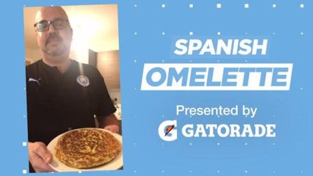 Cooking with City: Spanish Omelette