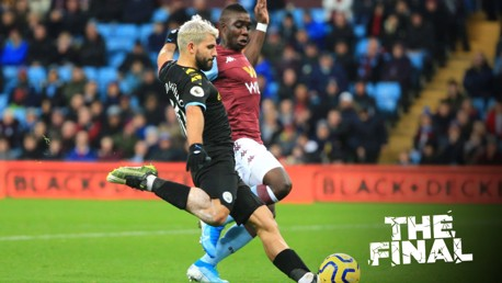 Which TV channel is Aston Villa v City in the Carabao Cup final on?