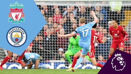 Liverpool v City: Full-match replay