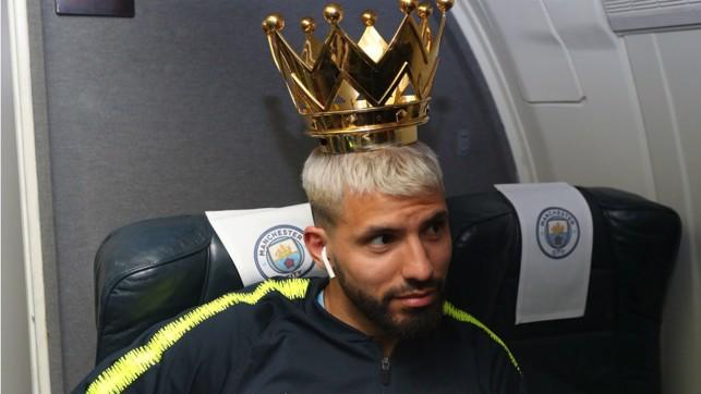 KING KUN : Sergio Aguero is the Premier League crown prince!