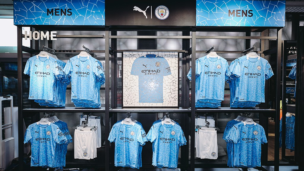 CityStore reopens for new kit launch