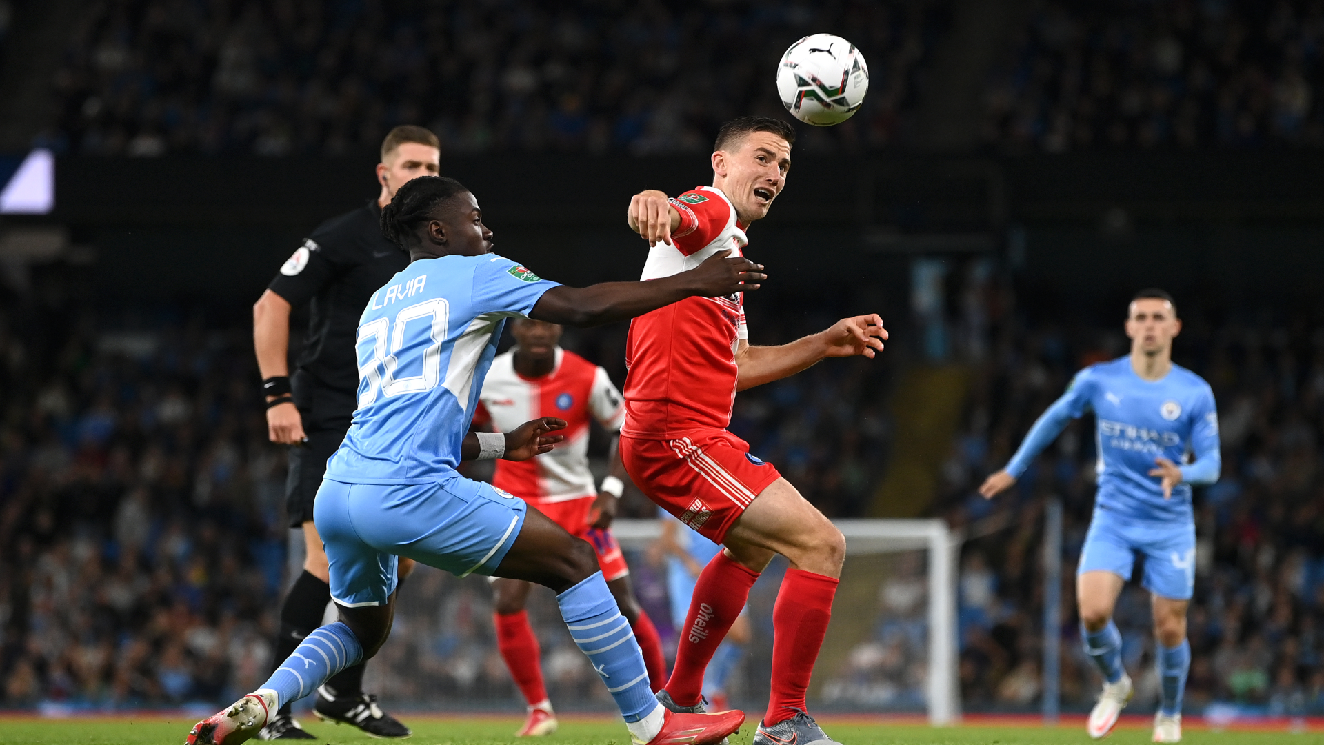 City passe l'obstacle Wycombe en Carabao Cup