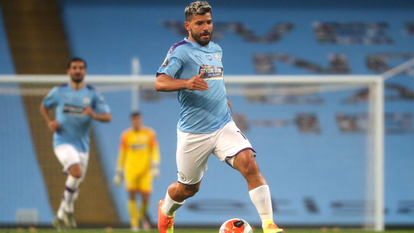 Injury update: Sergio Aguero