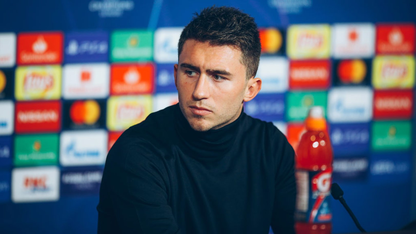 PREVIEW: Aymeric Laporte.