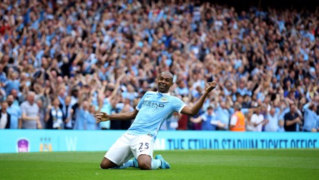 Classic highlights: City 3-0 Chelsea (2015)